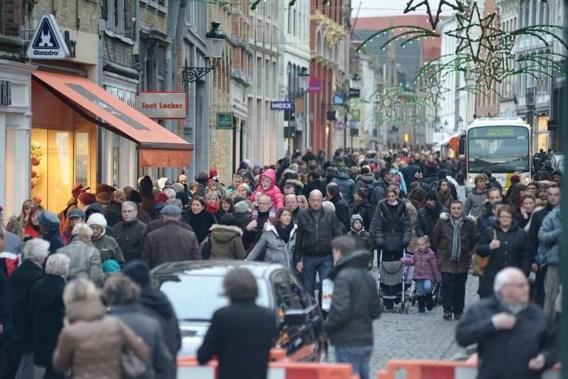 'Omzet eerste koopzondag 5 procent gestegen'