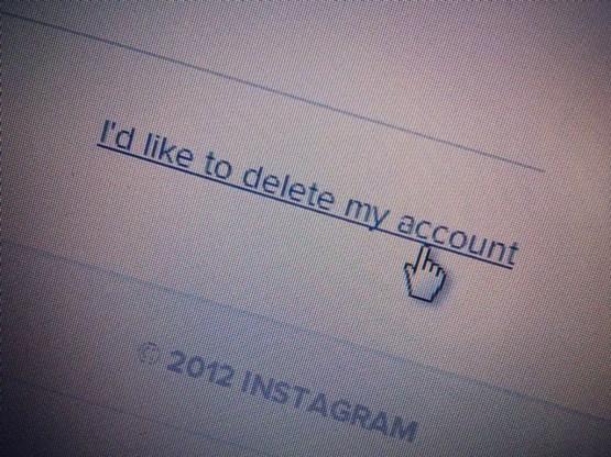 Instagram-foto's bewaren (en account verwijderen)