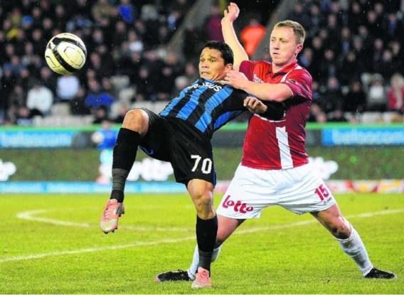 Carlos Bacca heeft zich goed weten aan te passen in België: 'Ik heb nooit twijfels gehad.'