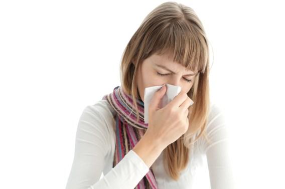 'Op een koude, droge dag worden we sneller ziek'