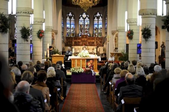 Volle kerk neemt afscheid van Tony Cabana