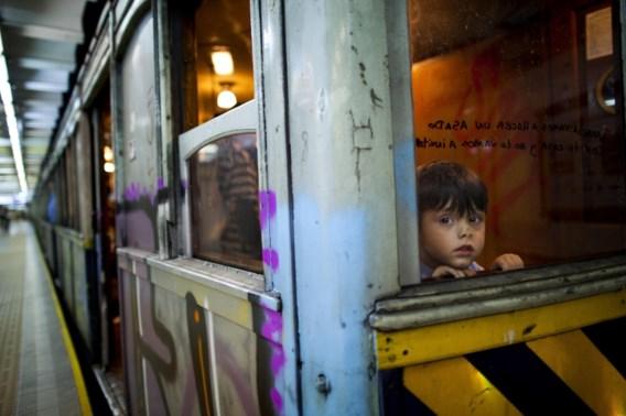 Buenos Aires vervangt oeroude Belgische metrostellen
