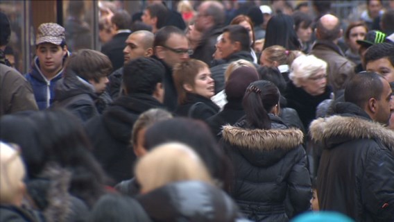 Voorlopig geen verbod op manifestaties in Antwerpse winkelstraten