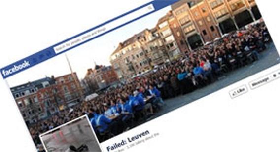 'Facebookpagina met foto's dronken Leuvense studenten is inbreuk op privacy'