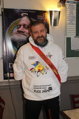 Peter Van Nuffel wordt prins carnaval in Aalst