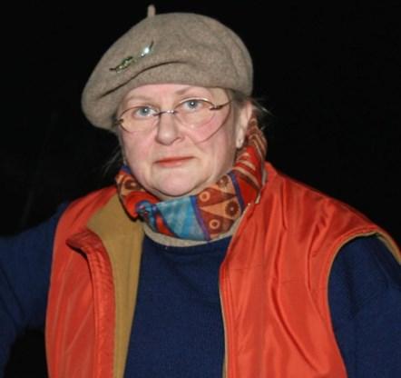 <P>'Ik was gewoon verstrooid', zegt Sabine Moreau (67). </P>