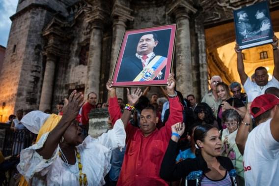 Ex-vicepresident Jaua: 'Chávez vecht voor zijn leven'