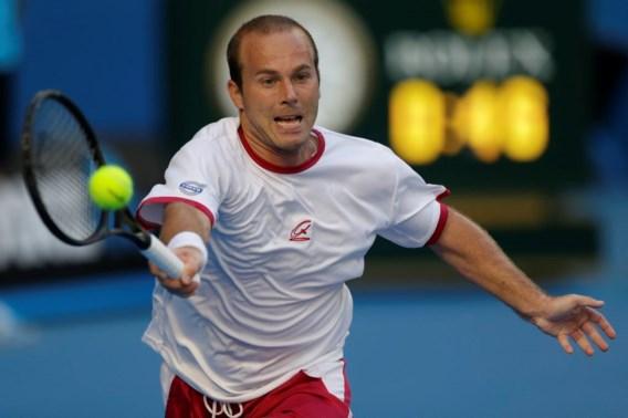 Olivier Rochus strandt in laatste kwalificatieronde Indian Wells