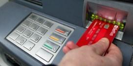 Bankkaartfraude zo goed als uitgeroeid