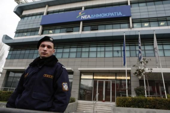 Kantoor van Griekse premier beschoten