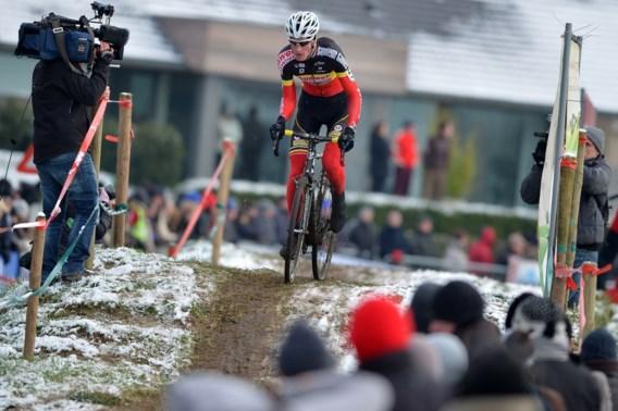 Klaas Vantornout: 'Ik reed op een wolk'