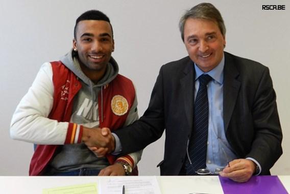 Samuel Armenteros tekent tot 2016 bij Anderlecht