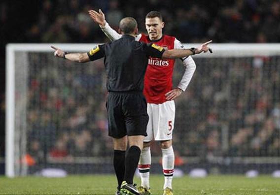 Thomas Vermaelen: 'Met tien tegen Manchester City is heel lastig'
