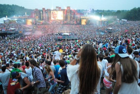 Tomorrowland palmt de wereld in