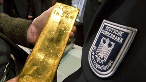 'Geef ons goud terug'