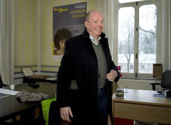 Jan Briers kan zijn ontslagbrief beginnen te schrijven als gedelegeerd bestuurder van Het Festival van Vlaanderen.