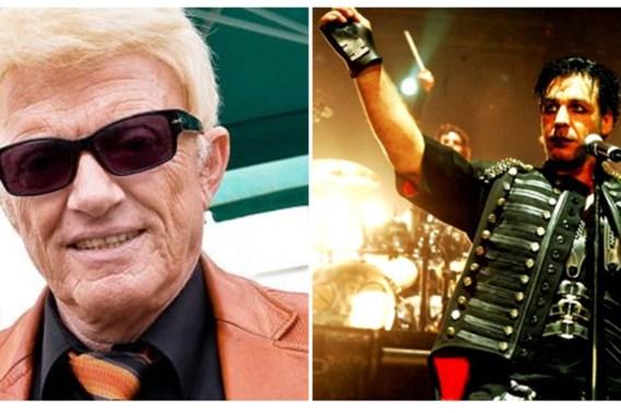 Duitse charmezanger Heino covert Rammstein