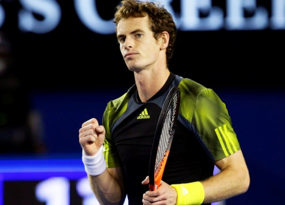 Andy Murray naar halve finales in Miami