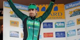 Jérôme Cousin wint derde rit Ster van Bessèges
