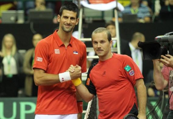 Novak Djokovic: 'Voorsprong maakte het me makkelijker'