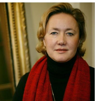 Anne Martens, een van de in 2009 benoemde commissarissen.