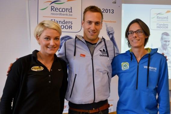 Hellebaut, Bolshakova en Van Alphen op Record Flanders Indoormeeting Gent