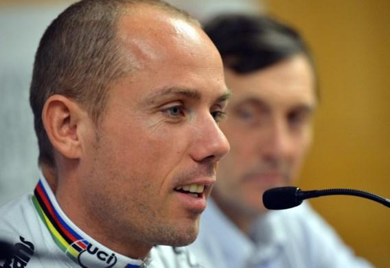 Wereldkampioen Sven Nys opnieuw nummer een op wereldranglijst