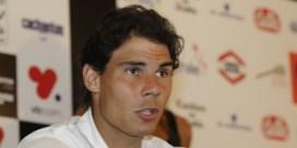Rafael Nadal pikt 'idiote commentaar' van Christophe Rochus niet