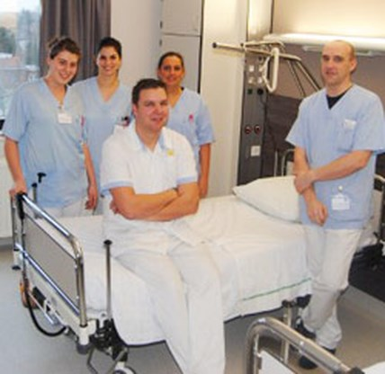 AZ Klina vervangt 365 bedden door 'de Rolls-Royce van het ziekenhuisbed'