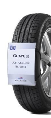 Niet alleen van paardenbloemen, maar ook van de woestijnplant guayule kan rubber worden gemaakt voor autobanden.