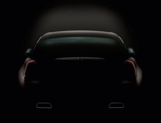 Nieuwe über-Rolls-Royce: Wraith