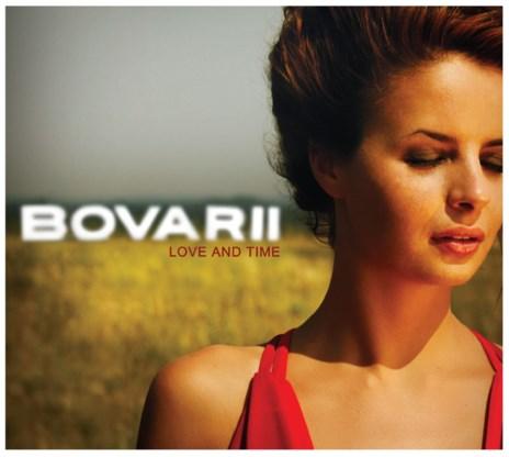 Beluister Love And Time, het debuutalbum van Bovarii