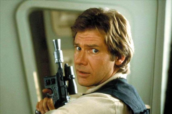 'Harrison Ford (70) opnieuw Han Solo in Star Wars 7'