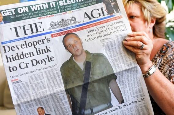 'Gevangene X' speelde geheimen van Mossad door aan Australië
