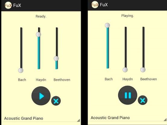 App genereert oneindige muziek van bekende componisten
