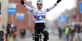 Sven Nys wint in Lebbeke