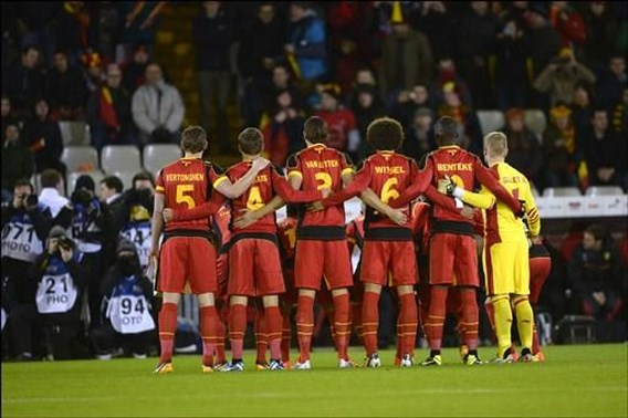 Rode Duivels stijgen naar plaats 19 op FIFA-ranking