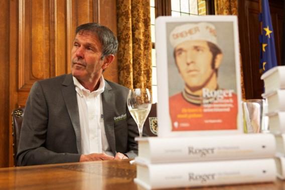 Roger De Vlaeminck geeft commentaar bij Tirreno - Adriatico