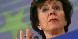 Neelie Kroes wil eengemaakte mobiele markt tegen 2015