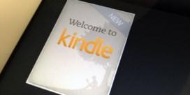 Amazon lost problemen met Kindle-app op