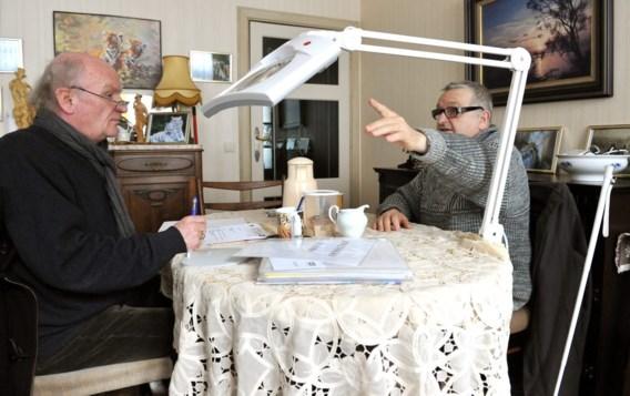 Acht op de tien blinden en slechtzienden in Vlaanderen zijn ouder dan 65
