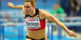 Geen medaille voor Eline Berings op EK atletiek