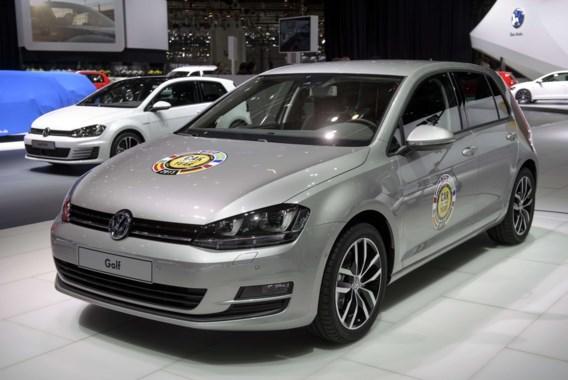 Nieuwe Volkswagen Golf verkozen tot Auto van het Jaar