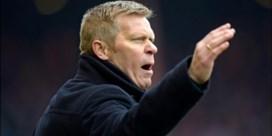 Cercle Brugge ontslaat Foeke Booy