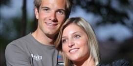 Niels Albert getrouwd met zijn Chantal