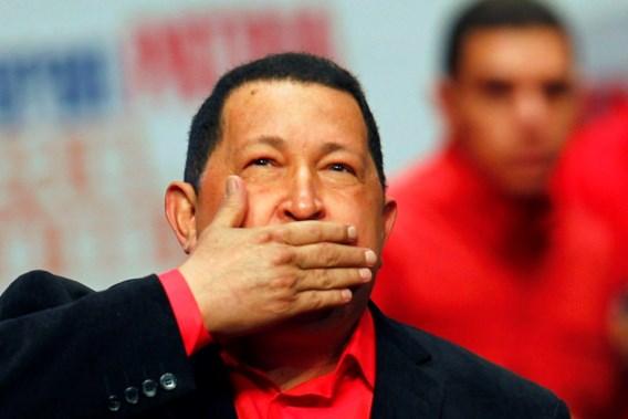 Portret Chávez. Socialist voor de 21ste eeuw