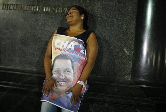 Zeven dagen rouwen voor Hugo Chávez
