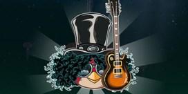 Rockgitarist Slash wordt Angry Bird