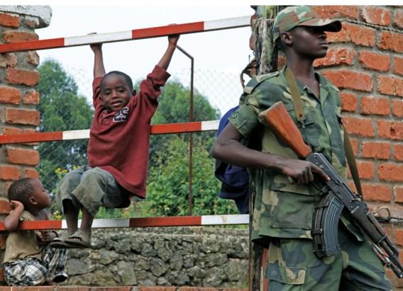 Wordt deze M23-rebel (foto in Bunagana) Congolees legersoldaat?