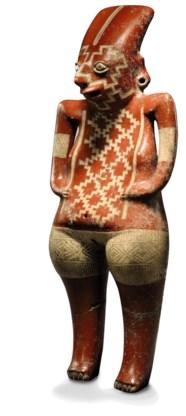 Venusbeeld uit de Chupicuaro-cultuur, ca. 400 voor Christus.